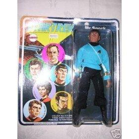 Star Trek 1974 Mego Mr Spock Action Figure