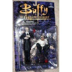 Buffy the Vampire Slayer Gentlemen Action Figure Set Two