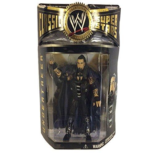New Jakks WWE Classic Superstars Series 3 The Undertaker Action Figure NIB