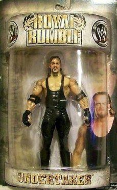WWE 2007 Royal Rumble Undertaker Action Figure