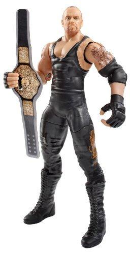WWE Super Strikers 6 Undertaker Action Figure by Mattel