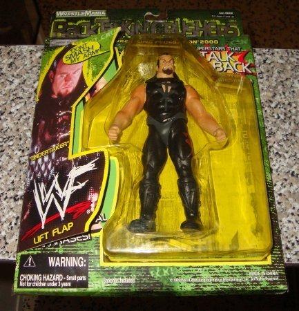 WWF 2000 Back Talkin Crushers The Undertaker Action Figure
