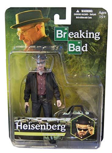 Mezco Toyz Breaking Bad Heisenberg Walter 6 Action Figure