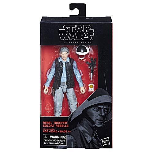 Star Wars The Black Series Rebel Fleet Trooper 6-Inch Action Figure