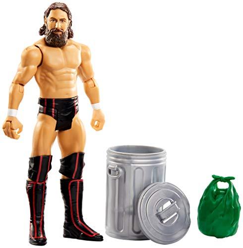WWE Wrekkin 6-inch Action Figure with Wreckable Accessory Daniel Bryan