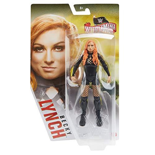 WWE Wrestlemania 6-inch 1524 cm Action Figure Becky Lynch