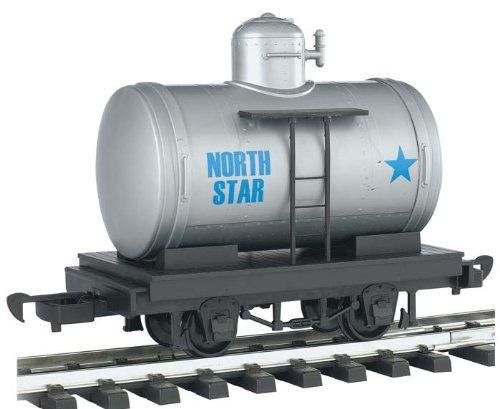 Bachmann Industries Lil Big Haulers North Star G-Scale Tank Car Large