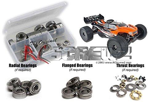 RCScrewZ OFNA Hyper SS Nitro Truggy 18 Metal Shielded Bearing Kit ofn069b
