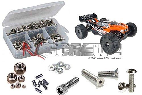 RCScrewZ OFNA Hyper SS Nitro Truggy 18 Stainless Steel Screw Kit ofn069