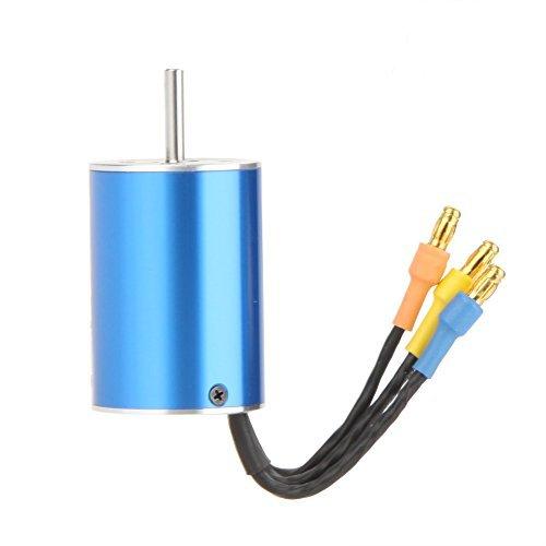 GoolRC High Performance 2838 6200KV KV6200 Sensorless Brushless Motor for RC Car Boat Color 2838 6200KV Model  Toys Play