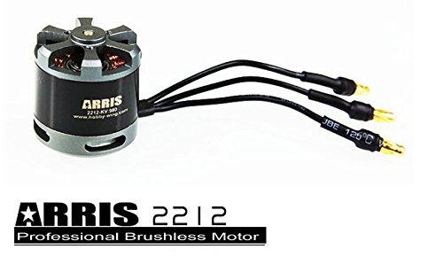ARRIS 2212 980KV Outrunner Brushless Motor for RC Multicopter Aircraft