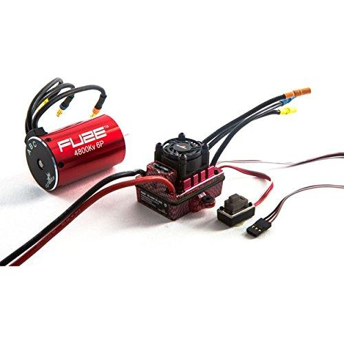 Fuze 110 6-pole 4800Kv WaterproofESC Motor Combo V2
