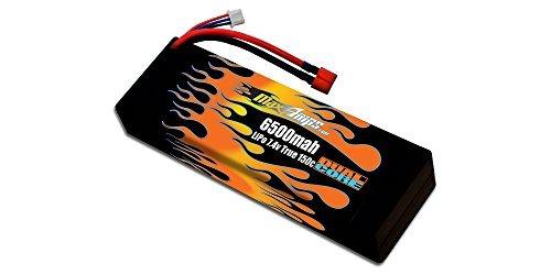MaxAmps Hard Case ROAR 6500mah 74v 2-cell LiPo Battery Upgrade