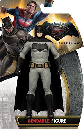 Batman v Superman Batman Bendable Action Figure