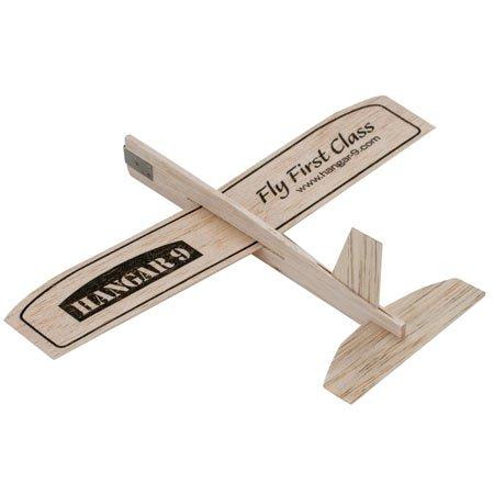Hangar 9 Hanger 9 Logo Balsa Wood Glider