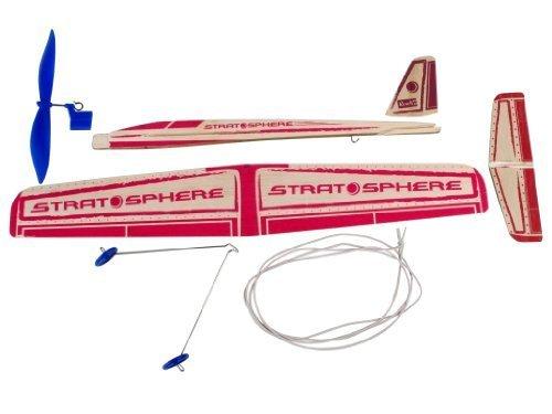 Revell Stratosphere balsa glider by Revell