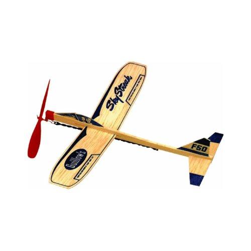Sky Streak Balsa Wood Glider Plane