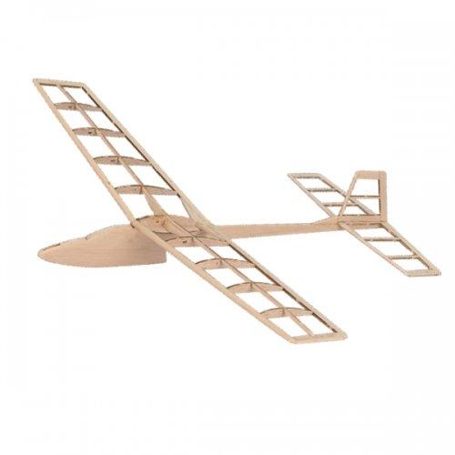 Wisp Balsa Glider Plane designed by KeilKraft Thunder Tiger 4208