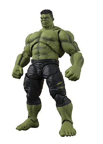 Tamashii Nations SHFiguarts Hulk Avengers Infinity War Avengers Infinity War Action Figure