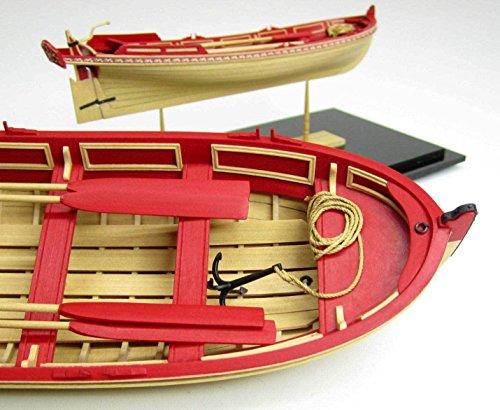 Model Shipways English Pinnace 124 Ship Kit MS1458 SALE - Model Expo