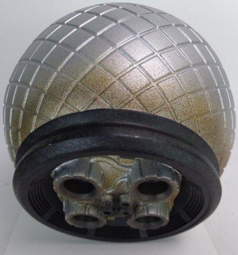 Underground Toys Doctor Who SONTARAN Spaceship Loose Figure - The Sontaran Experiment