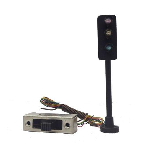 Model Power MDP5961 HO Traffic Light 3-Way wSwitch