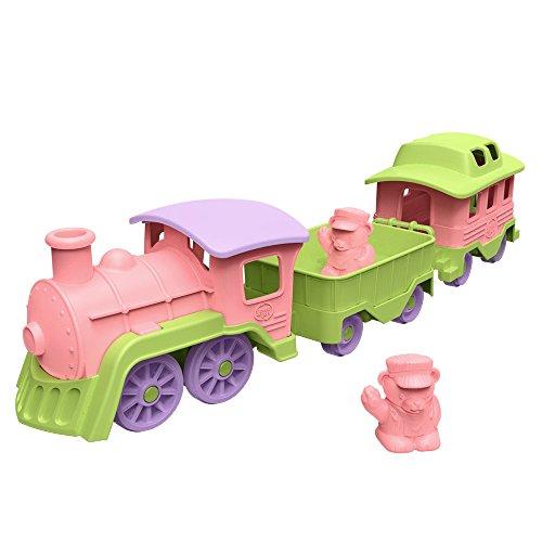 Green Toys Train PinkGreen