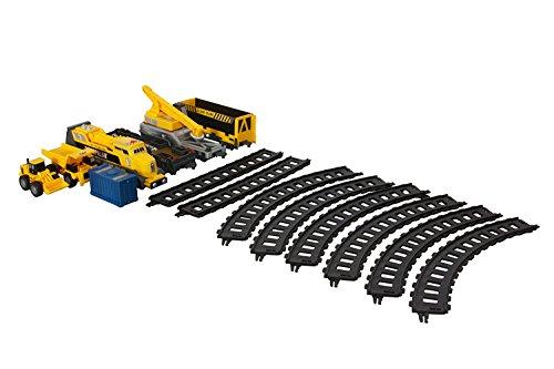 Toystate Caterpillar Construction Iron Diesel Train