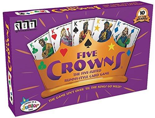 Five Crowns by SET Enterprises