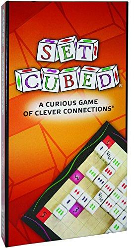 Set Enterprises Cubed Board Game