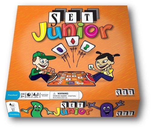 Set Enterprises Set Junior Game by SET Enterprises