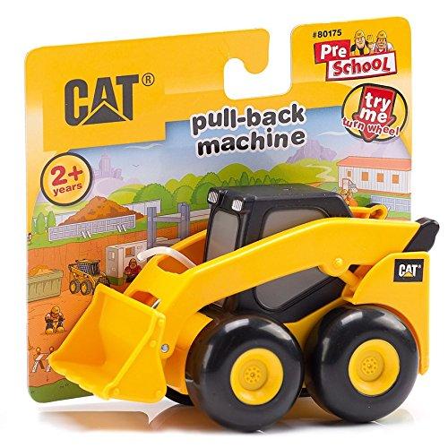 Caterpillar Toy Trucks Set of Four