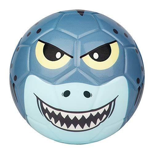 6inch Ocean Animal Soft Foam Soccer No Air Indoor Outdoor Soccer Ball for Children Light Weight 120G for Kids Playing Shark
