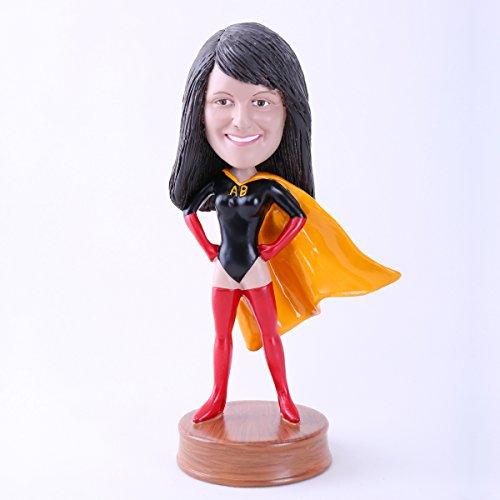 Custom Bobblehead Doll Ms Marvel