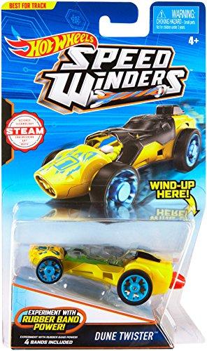 Hot Wheels Boys Speed Winders Dune Twister Vehicle