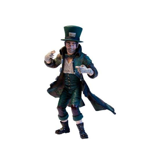 DC Direct Batman Arkham City Series 2 Jervis Tetch - The Mad Hatter Action Figure