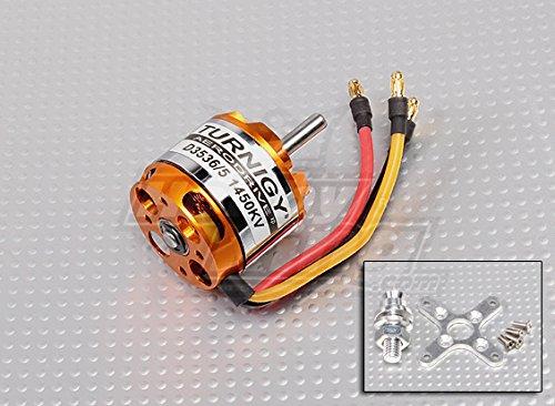 Turnigy D35365 1450KV Brushless Outrunner Motor
