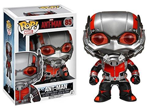 Ant-Man 85 Marvel HOT TOPIC Exclusive Funko Pop Vinyl Bobblehead