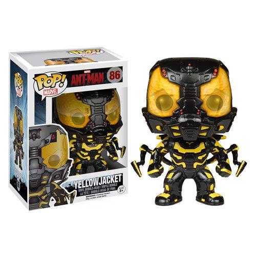 Ant-Man Yellowjacket Pop Vinyl Bobble Head Figure