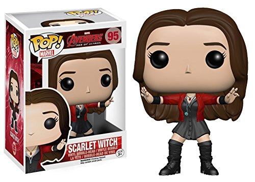 Avengers Age of Ultron Scarlet Witch Pop Vinyl Bobble Head Figure