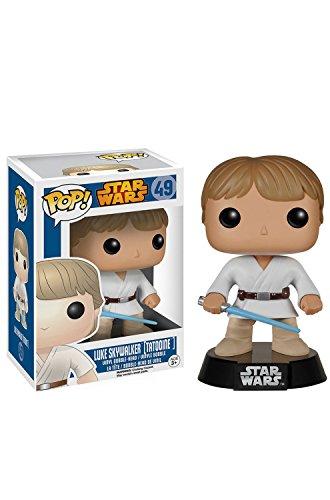 Star Wars Tatooine Luke Skywalker Pop Vinyl Bobble Head