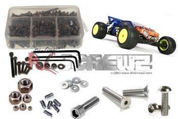 Steel Screw Kit Losi 22T 2WD