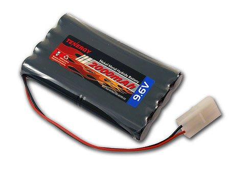 96V 2000mAh NiMH Battery For XMODS Custom RC 116 Buggy Starter Kit