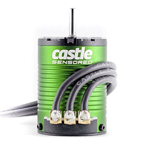 Castle Creations 1406-5700KV Motor 4-Pole Censored Brushless Vehicle