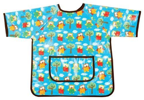 AM PM Kids Paint Smock Hoot Owls Color Hoot Owls Model 63002
