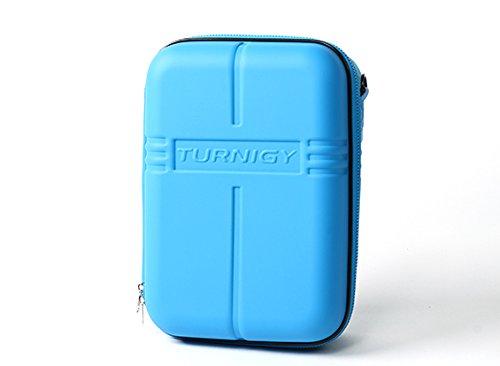 Turnigy Transmitter Case wFPV Goggle Storage - Blue