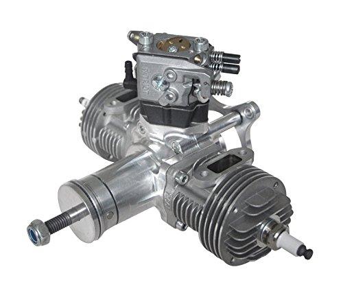 RCGF 30cc Twin Gas Engine wEI Muffler