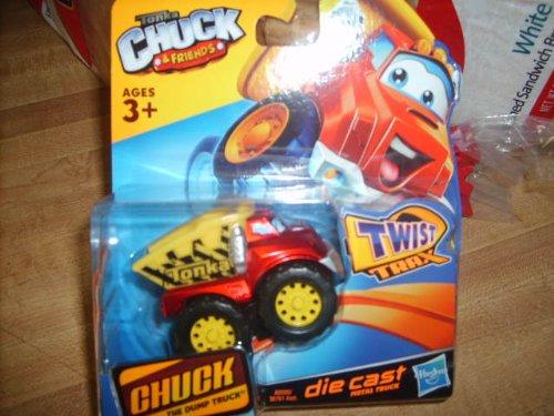 Tonka Chuck Friends Chuck The Dump Truck Twist Trax