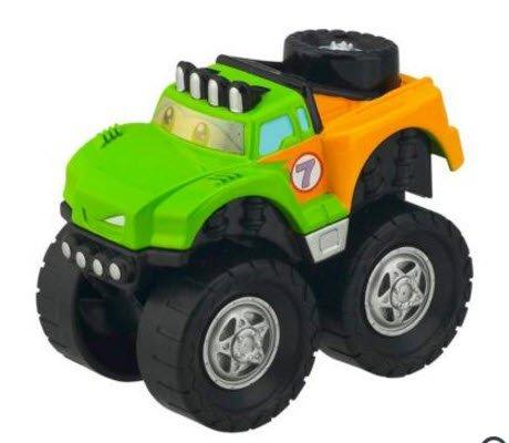 Tonka Chuck Friends Flash The Race Truck Twist Trax
