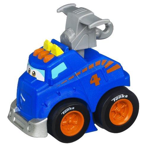 Tonka Chuck Racing Friends - Handy The Tow Truck